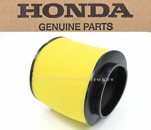 Honda Air Filter Cleaner Rincon Rubicon Foreman MUV 700 Big Red Pioneer 700 K139