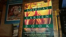 America's Garden Book by Louise Bush-Brown and James Bush-Brown 1996 Hardcover