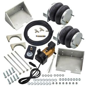 Heady Duty Air Suspension Bellows + 12V Compressor Kit  for VW Crafter 1996-2017