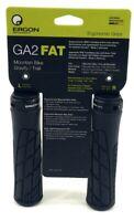 Ergon GA2 FAT Large Ergo Lock-On Handlebar Bike Grips MTB Trail All Mountain