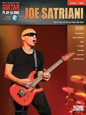 JOE SATRIANI VOL. 135 - GUITAR PLAY-ALONG BOOK/ONLINE AUDIO 139457