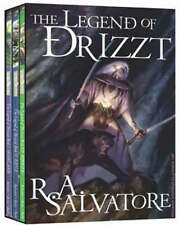 Forgotten Realms - The Legend Of Drizzt Box Set Volumes 1-3 (Forgotten Realms Le