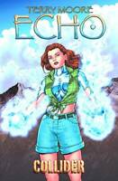 Echo Volume 4 Collider GN Terry Moore Strangers in Paradise TPB New NM