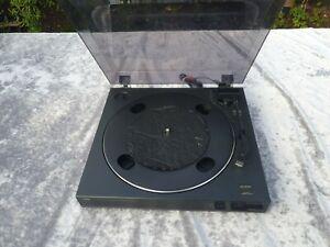 Vintage retro JVC CA-E37 record player. Unplayed good needle belt new unplayed
