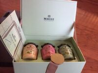 MAILLE Le Potager Du Roy French Collection PRINTEMPS ETE hotel Decor Display