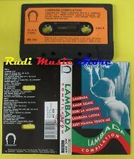 MC LAMBADA COMPILATION italy DISCOMAGIC MC 359 no cd lp dvd vhs