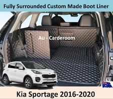 Premium Custom Made Trunk Boot Mats Liner Cargo Cover For Kia Sportage 2016-2020