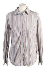 Vintage Tommy Hilfiger Womens Stretch Long Sleeve Shirts M Multi - SH3828