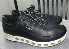ECCO Cool 2.0 Gore-Tex Black Leather Athletic Shoe Women's Sz 9 9.5 EU 40 $200