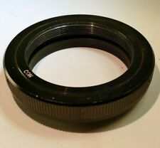 T2 screw Lens to Contax Yashica C/Y Bayonet mount adapter Ring 500mm f8 mirror