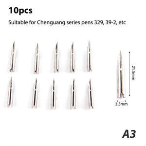 Pen tip 616 / 007 / 366 / 266 iridium gold pen tip extra small bag tip dark tip+