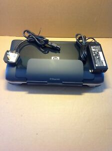 HP Officejet 470 (H470) Portable USB Printer with Bluetooth Adapter + PSU