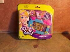 POLLY POCKET SAY FREEZE! FRAME 2018 RELAUNCH MIRCO DOLLS 1 BOY 3 GIRLS & DOG NIP
