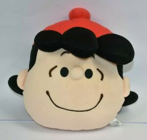 Snoopy Peanuts Movie McDonalds Cushion Pillow Lucy Plush Toy 2015