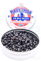 Marksman Domed Air Gun Pellets .177/4.50mm cal Qty 500 Free P&P