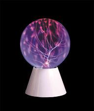 *NEW* Heebie Jeebies Tesla Plasma Globe Lamp 15cm