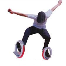 Adults' Orbit-wheel Boardless Sport Skateboard Skate Skatecycle Rollers Black