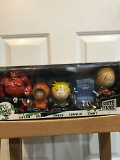 Comedy Central South Park Mini Pack 2 Rare Figure Set Kenny Timmy New/Sealed 18+
