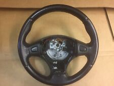 MGF / MG TF - Black Leather Steering Wheel. Mk1 Type With Straight Spokes (4)