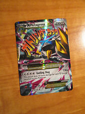 PL Pokemon Mega M METAGROSS Card BLACK STAR PROMO Set XY35 Premium Collection
