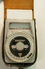Russischer Belichtungsmesser Vintage Antik  W-2333