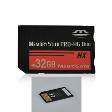 32GB MS Memory Stick Pro Duo Card  for Sony PSP1000/2000/3000 & Cybershot Camera