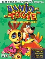 BANJO-TOOIE: BRADY GAMES OFFICIAL STRATEGY GUIDE for NINTENDO 64 VIDEO GAME