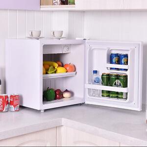 Mini Kühlschrank mit Gefrierfach 48L Gefrierschrank Kühlbox Kühler Hotel A+