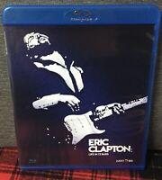 Eric Clapton Life in 12 Bars Blu Ray Film Biografico Vedi Foto e N