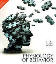 Physiology Of Behavior, 12th Edn by Neil R. Carlson, Melissa A. Birkett