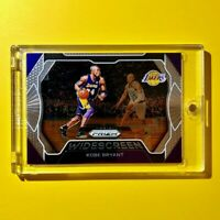 Kobe Bryant PANINI PRIZM WIDESCREEN HOT SPECIAL INSERT CARD #1 - Mint Condition!