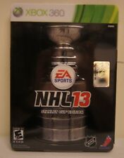 New! NHL 13: Stanley Cup Collector's Edition (Xbox 360) - U.S. Retail Version!