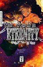 TO YOUR ETERNITY * Band 4 * Manga * Egmont * NEU * Bonus