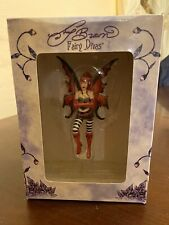 NIB Amy brown fairy Divas Collectible Poly stone Figurine