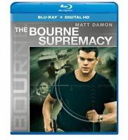 The Bourne Supremacy Blu-Ray Matt Damon