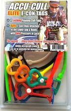 """Accu Cull """"ELITE"""" E-CON Plastic CULLING TAG KIT- (ACUELITE-EC7)"""