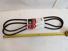 Gates 7470 XL Fan Belt - Truck and Bus - Genuine Gates XL - Qty 2 - New