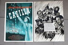 20394 FILM PLAKAT POSTER Sensationsprozess CASTILLA 1939 Heinrich George Freybe