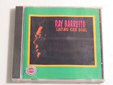 Ray Barretto Latino Con Soul & The Best 2 CD's Bilongo El Watusi Guajira Y Tambo