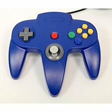 Nintendo N64 USB Controller Blue By Mars Devices Brand New