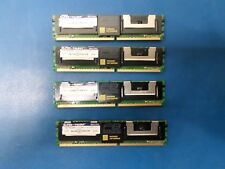 8GB (4x2gb) DDR2 PC2-5300 667MHz Super Talent FB-DIMM Server Memory RAM Lot of 4