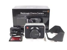 Blackmagic Design Cinema 2.5K Camera Camcorder with EF Mount SSD