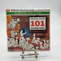 "Sealed 1961 View-Master Disney's ""101 DALMATIONS"" B532 - 3 Reel Set viewmaster"