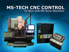 CNC Retrofit Package | Mori Seiki MV-35/MV-40/MV-45 Series Machines