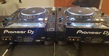 2 x Pioneer CDJ-2000NXS2 Pro-DJ Multi-Player - Black
