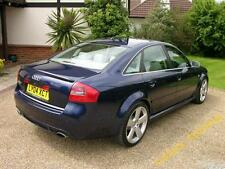 BOOT SPOILER FOR  AUDI A6 S6 RS C5