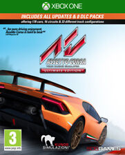 Assetto CORSA Ultimate Edition Xbox One Xb1 UK Release