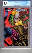 X Men #45 (1995) CGC 9.6 W/P 'App...Gambit...Storm...Prismatic Kubert Cover !