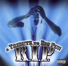 FREE US SHIP. on ANY 3+ CDs! ~Used,Very Good CD R.I.P. Tribute to Big Pun: R.I.P
