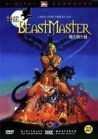 The BeastMaster (1982 Marc Singer) New DVD